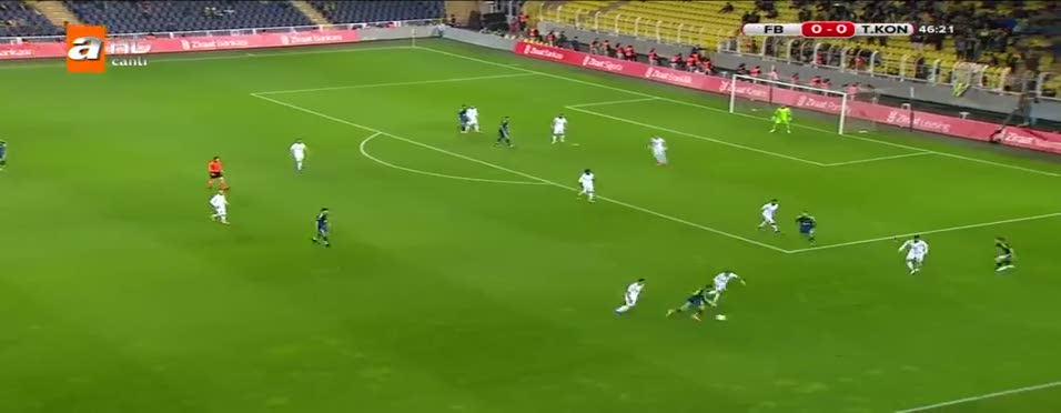 Fernandao'dan enfes kafa golü