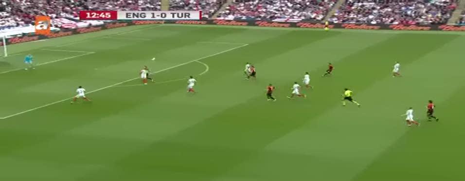 �ngiltere 1-1 Türkiye