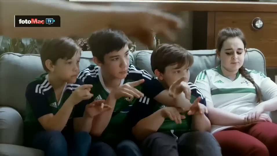 Eric Cantona'dan yeni reklam filmi...