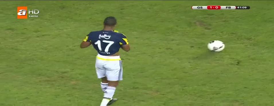 Pereira'n�n bu görüntüsü büyük tepki toplad�!
