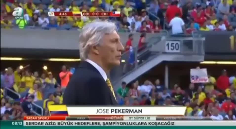Kolombiya 0-2 �ili (�ZET)