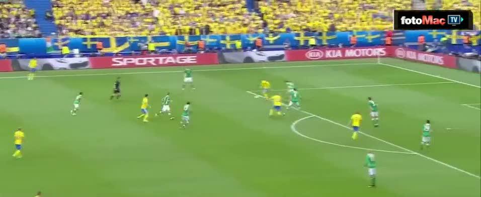 ��te EURO 2016 grup ma�lar�n�n en iyi 10 gol�