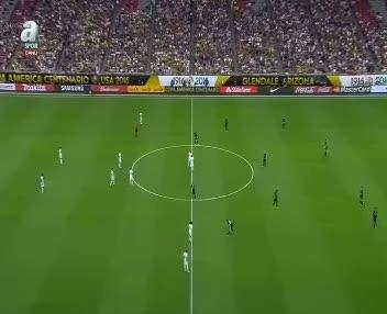 Kolombiya 1-0 ABD (�zet)
