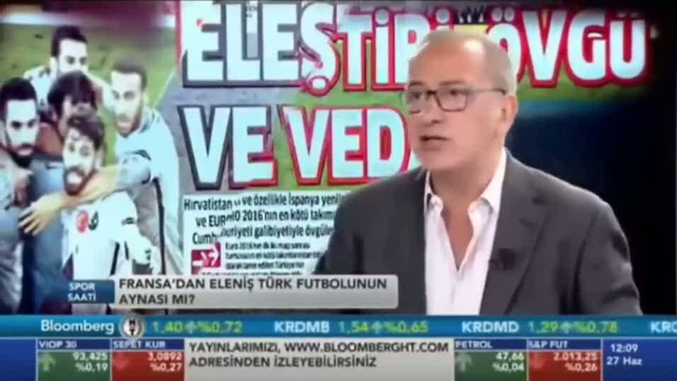 Fatih Altayl�'dan Terim'e olay s�zler!