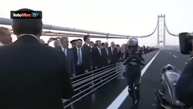 Cumhurba�kan� Erdo�an'la Sofuo�lu aras�ndaki ne�eli diyalog