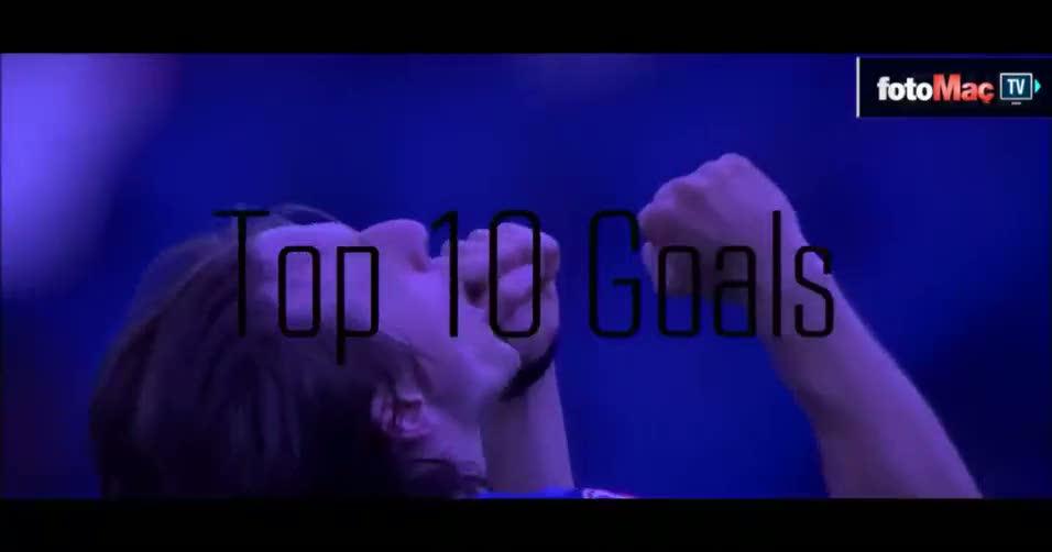 EURO 2016'n�n en g�zel 10 gol�