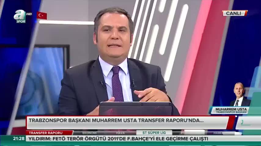 Usta, Castillo transferine açıklık getirdi