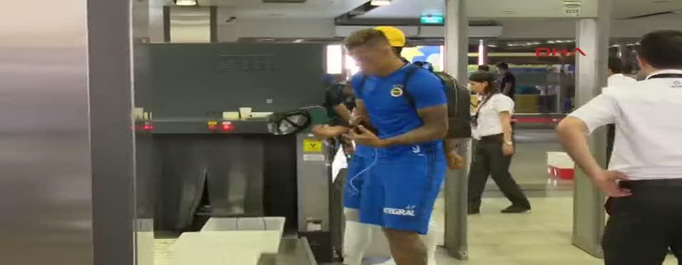 Fenerbahçe, Monaco'ya gitti