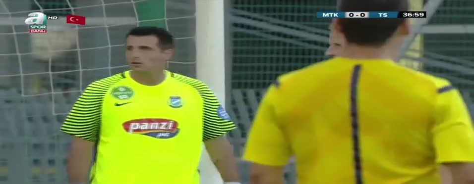 Mehmet Ekici'den harika gol