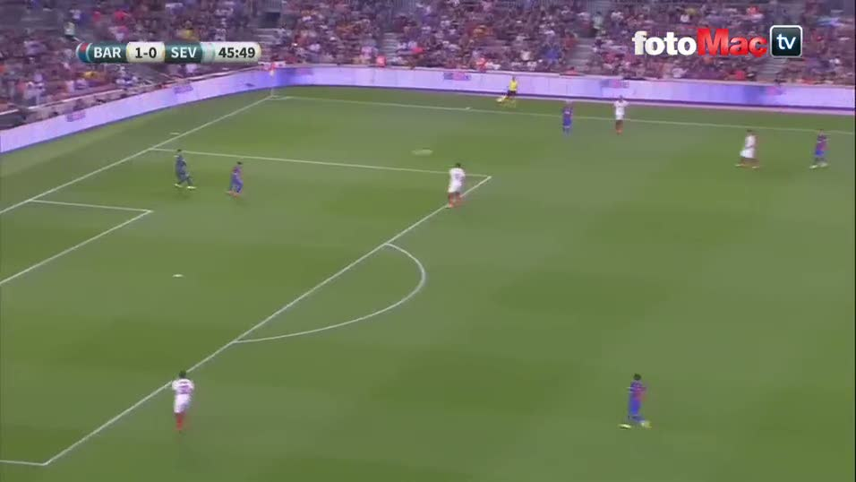 Camp Nou'da Arda �ov