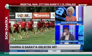 Samir Nasri Be�ikta�'ta