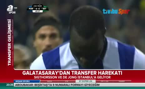 G.Saray'dan �ifte transfer