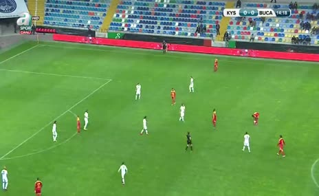 T�rkiye Kupas�'nda inan�lmaz gol