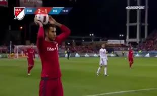 MLS'de Giovinco �ov devam ediyor!