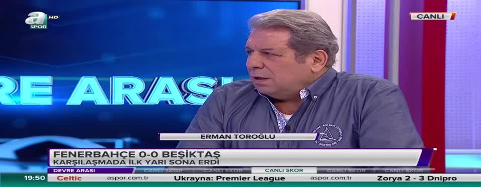 "Erman Toroğlu: ""Hem ofsayt, hem faul"""