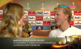 Dirk Kuyt'tan bomba Fenerbahçe sözü!