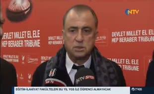 Mustafa Denizli, Fatih Terim ve Şenol Güneş bir arada