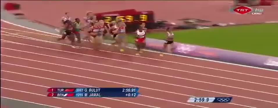 Londra Olimpiyatlarında tarih yazdılar