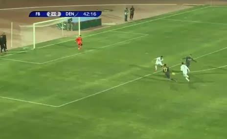 Karavayev ilk maçında golle tanıştı