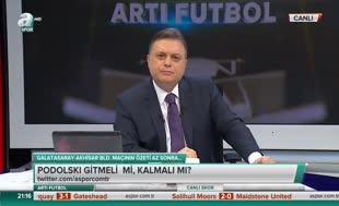 Nazifoğlu'ndan flaş Podolski yorumu