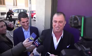 """Fatih Terim: """"Fiorentina benim ikinci evim"""""""