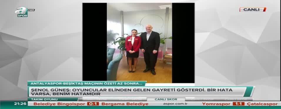 Infantino İstanbul'a geldi