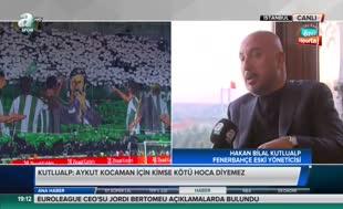 Hakan Bilal Kutlualp'ten Kocaman iddiası
