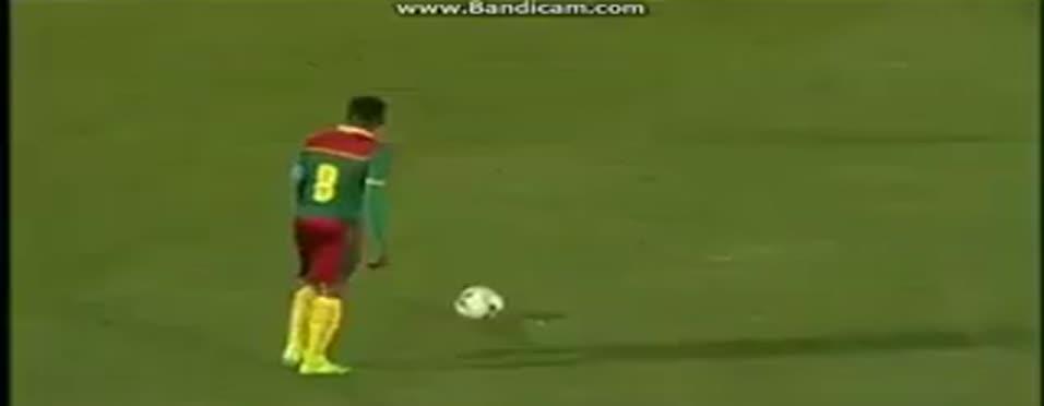 Aboubakar'dan muhteşem gol