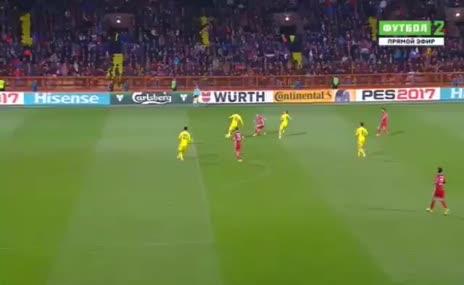 Beşiktaşlı Aras'tan klas gol