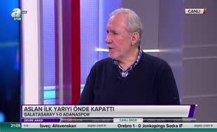 Galatasaray'ın golünden sonra yedek kulübesi...