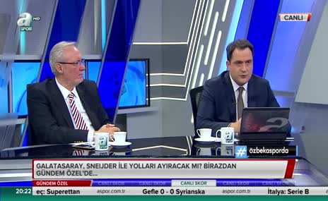 Dursun Özbek: FETÖ'cüleri kulüpten attık