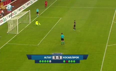 Altayspor 2. Lig'e yükseldi