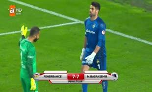 İşte Volkan Demirel'in tarihi penaltısı