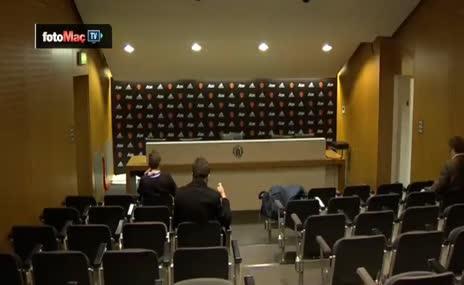 Mourinho'ya basın toplantısı şoku