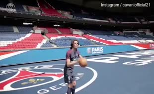 Cavani basketbolda da iddialı