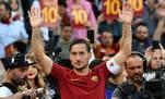 İşte Totti'nin 25 yılı