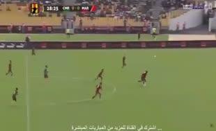 Aboubakar gollere devam ediyor!