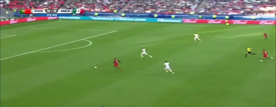Ronaldo getirdi, Quaresma bitirdi!