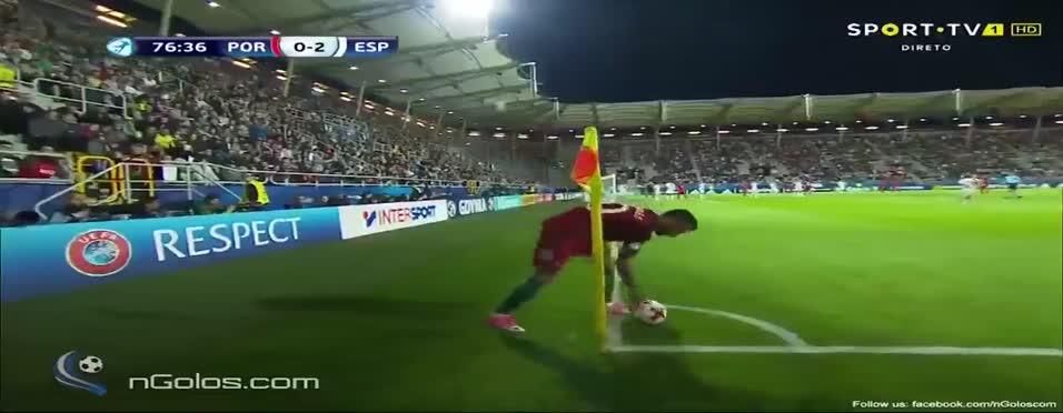 Bruma'dan inanılmaz gol!