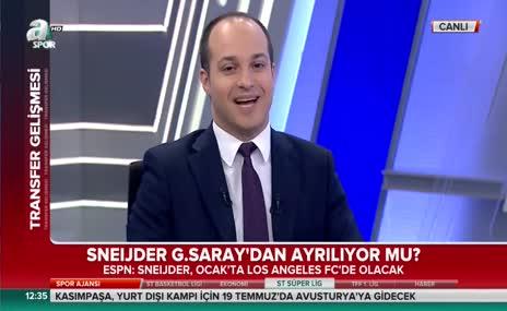 Sneijder, Los Angeles FC yolcusu