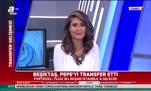 Yılın transferi gerçekleşti! Pepe, Beşiktaş'ta