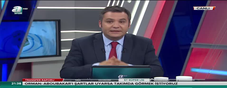 Başkan Usta, transfer bombalarını A Spor'da açıkladı!