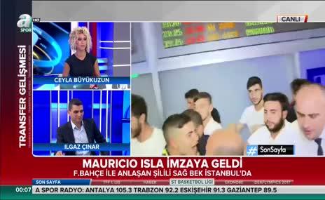 Fenerbahçe Isla'ya kavuştu