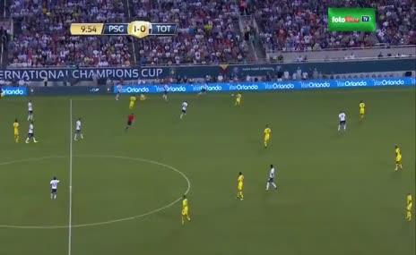 Eriksen'den PSG'ye fantastik gol