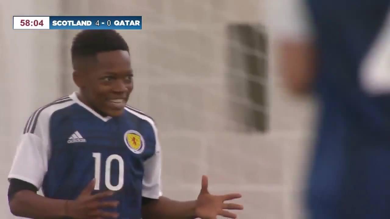 İskoç Messi'den harika gol