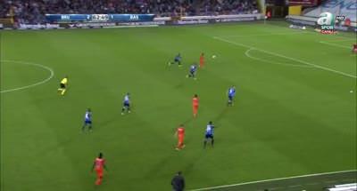 Club Brugge 2-2 Başakşehir (Mossoro 74')