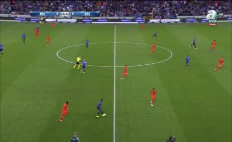 Club Brugge 1-0 Başakşehir (5' Dennis Bonaventure)
