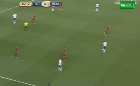 Cengiz Ünder ilk golünü attı