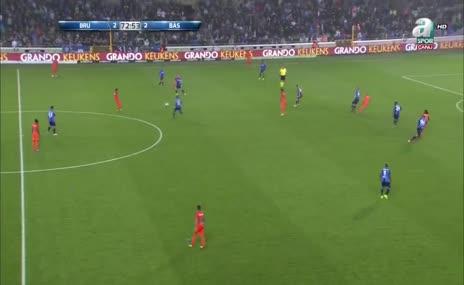 Club Brugge 2-3 Başakşehir (Mossoro 74')