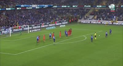 Club Brugge 3-3 Başakşehir (Stefano Denswil 78')